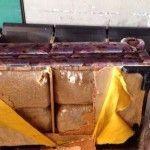 סוכלה הברחה של כחצי טונה טבק שהוסתרה בספות