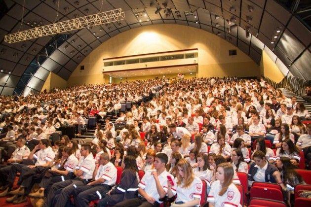 """ערב הוקרה ל-2,000 ממתנדבי הנוער של מד""""א"""