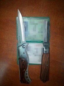 נעצרו עם סכינים במערת המכפלה בחברון