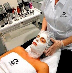 טיפול פנים בשיטת דר דב קליין