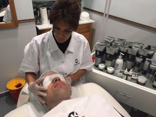 טיפולי פנים לגבר