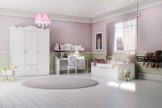רהיטי דורון - חדר פרובנס לנסיכות - מחיר 5950 שח. מעצב ניצן הורוביץ