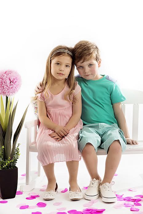 חגיגת קיץ ברשת האופנה לילדים KIWI