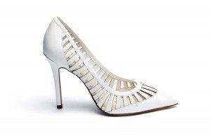 מותג נעלי גאס משיק: קולקציית נעליים לבנה