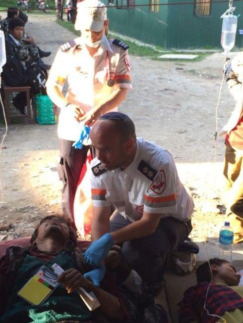 שבו הביתה 338 נוסעים ו-15תינוקות  מנפאל