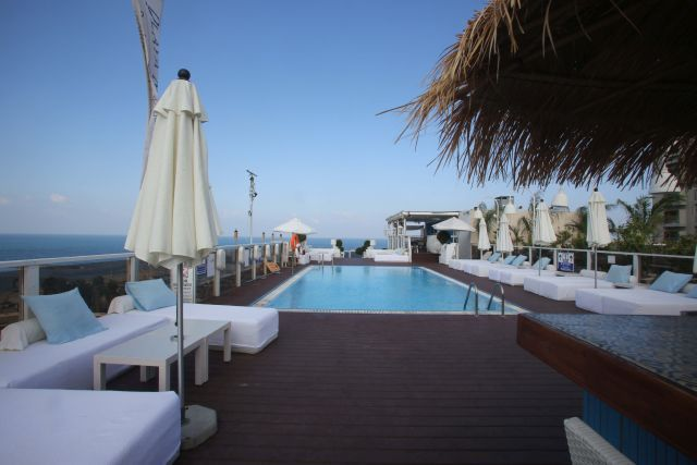מלון מרינה בתל אביב הופך למלון לאונרדו ארט