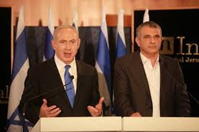 ראש הממשלה בנימין נתניהו ושר האוצר משה כחלון. מטרות זהות עם כינון הממשלה