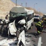 בספטמבר היו 873 תאונות דרכים, מהם 27 הרוגים