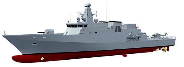 משרד הביטחון רכש  ספינות  להגנה על  מאגרי הנפט
