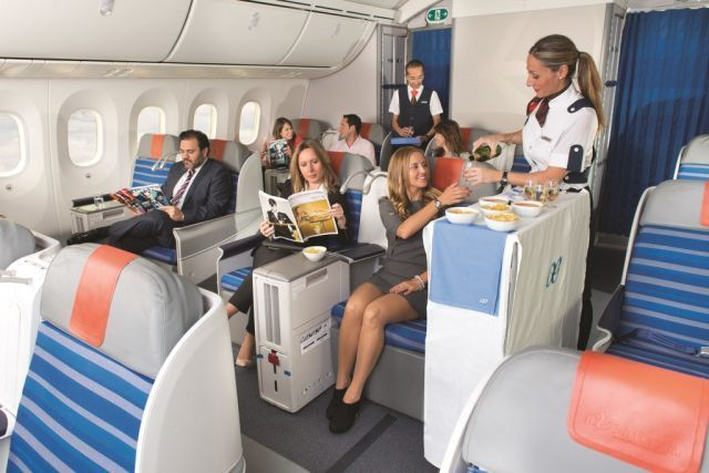 לטוס באייר אירופה עם דרימליינר למיאמי