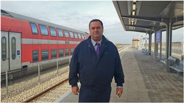 שר התחבורה ישראל כץ. הבעת אמון משמעותית של מדינות העולם במשק הישראלי, המאופיין בצמיחה כלכלית מהירה