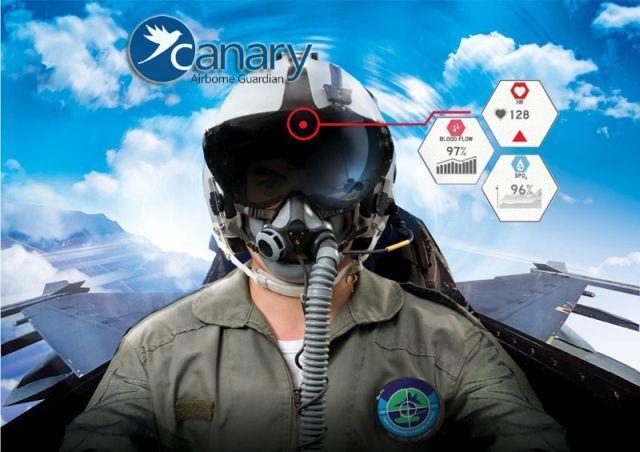 אלביט מערכות חושפת קסדת טייס מצילת חיים
