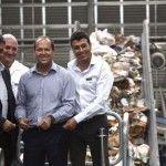 נחנך מפעל greennet בבירה למיון ומחזור פסולת
