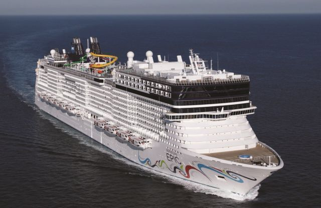 האוניה Norwegian Epic