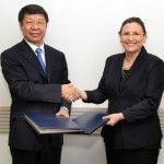 הורחב הפרוטוקול הפיננסי בין ישראל וסין