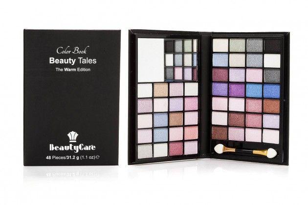 קולקציית פלטות האיפור Beauty Tales.
