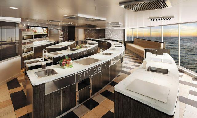 אוניית קרוז מפוארת מזמינה אתכם לסדנת בישול