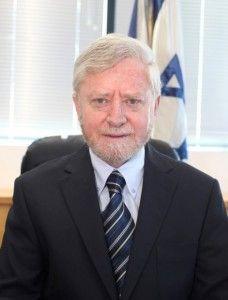 מבקר המדינה השופט (בדימוס) יוסף חיים שפירא