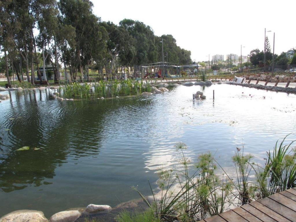הפארק החדש ברמת השרון