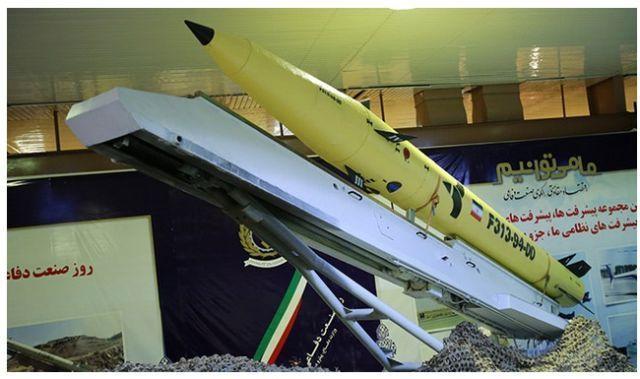 טיל פאתח 313