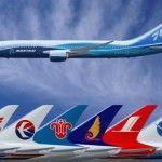 בואינג צופה ביקוש בסין ל-6,330 מטוסים חדשים
