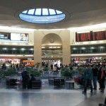 """אלפי נוסעים נתקעו בנתב""""ג בגלל הבקרה בקפריסין"""
