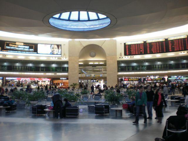 טרמינל 3. שירות בסטנדרטים בינלאומים טובים