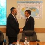"""""""צרפת אחת משותפות הסחר המרכזיות של ישראל"""""""