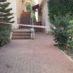 גופת אישה כבת 30 נתגלתה באריאל