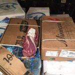 """400 ק""""ג בשר בקר מוברח נתפס בדרך למסעדה"""