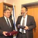 ישראל וגרמניה דנו בחיזוק שיתוף הפעולה הכלכלי