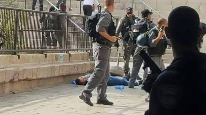 מחבל חוסל בירושלים