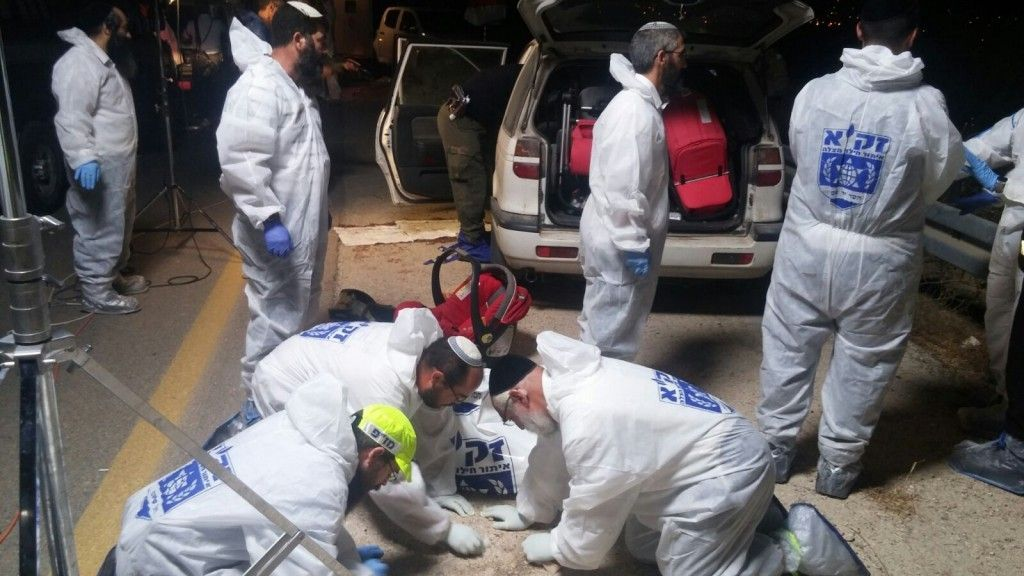 שני הרוגים בפיגוע ירי סמוך לאלון מורה
