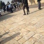 """לוחם מג""""ב נפצע בפיגוע דקירה בירושלים"""