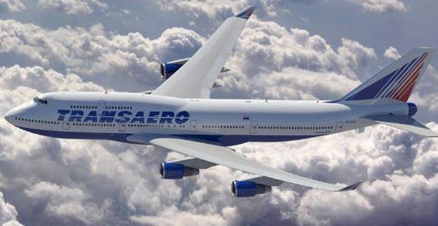 מאמצים לאזן את הפרת שיווי המשקל של מערכת התנועה האווירית הרוסית עם הפירוק הצפוי של טראנסאירו