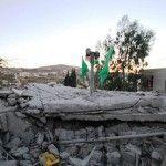 """צה""""ל פוצץ את בתי ארבעת המחבלים"""