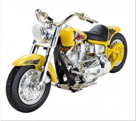 סקאל טויס אופנוע הוט ווילס 39.90 שח צילום יחצ חול (Custom)
