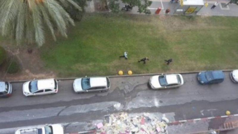 פיגוע דקירה בתל אביב
