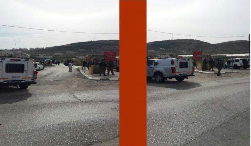 ישראלי נפצע קשה בפיגוע דקירה סמוך לחברון