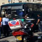 פיגוע דקירה באוטובוס בירושלים