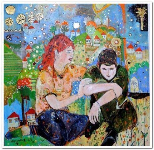 תערוכת יחיד: אירית קלכמן