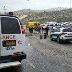 ישראלי נפצע קל באירוע דקירה במחסום חיזמא