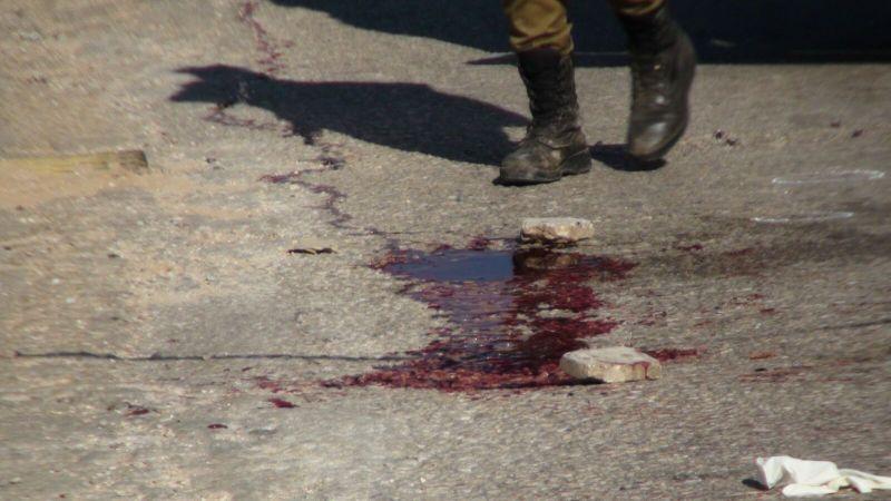 הפיגוע באריאל מערב, זירת הפיגוע