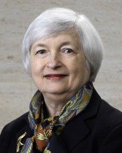 """ג'נט ילן יו""""ר הבנק המרכזי. צילום: פדרל ריזרב"""