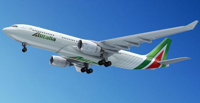 """אליטליה.""""מחוייבים להציע ללקוחותינו חווית טיסה טובה ביותר"""". צילום: יח""""צ"""