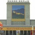 חומוס ותיירות גאה בביתן ישראל ביריד ITB  בברלין