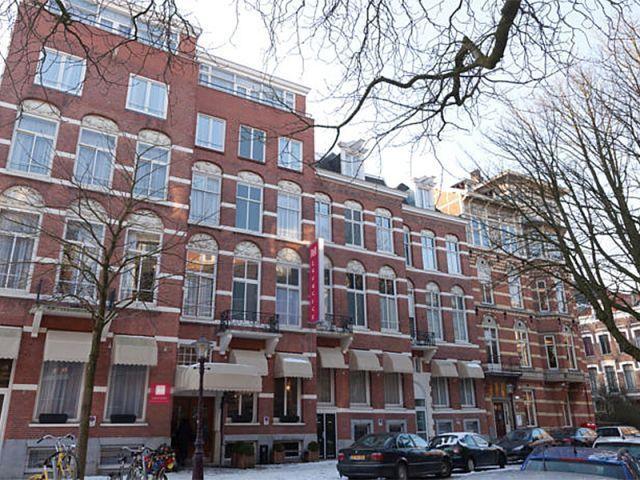 """המלון באזור Leidse Square שרשת מלונות פתאל אירופה שכרה ושיקרא לאונרדו. צילום יח""""צ"""