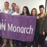 מונרך הביאה סוכני נסיעות לסיור לימודי בישראל