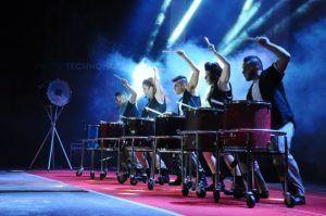 מופע להקת טררם. צילום: דורון רפאלי