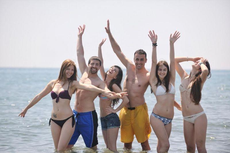 קייטנת קיץ במקום הנמוך ביותר בעולם